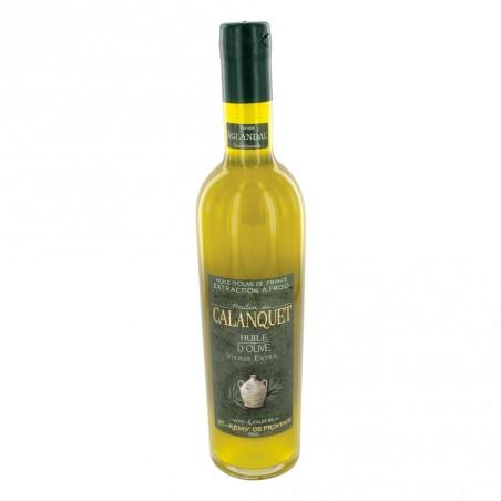 Huile d'Aglandau bouteille 50 cl