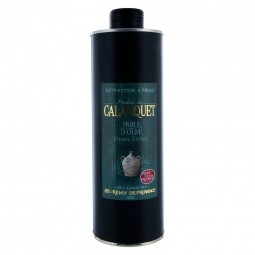 Olive oil Aglandau can 75 cl