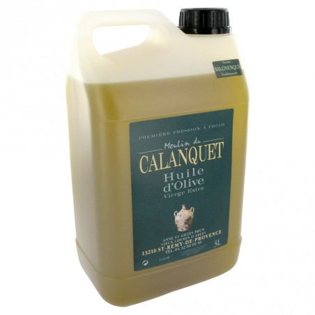 Olive oil Salonenque can 3 L