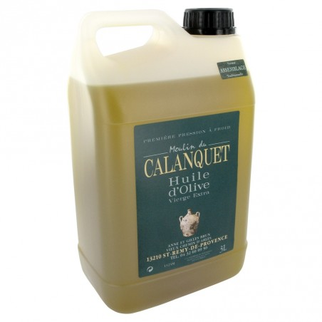 Olive oil Assemblage can 3 L