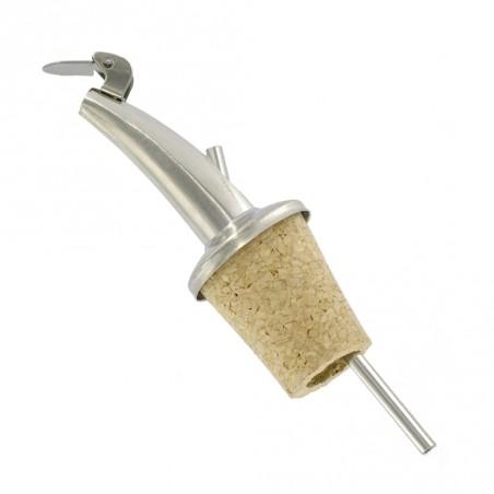 Spout for olive oil bottle