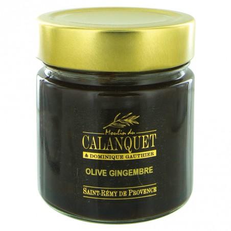 Confiture Olive Gingembre 220 g