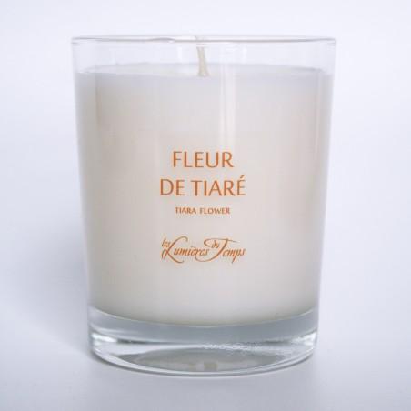 Vegetal Candle Tiare Flower