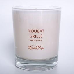 Bougie Végétale Nougat Grillé