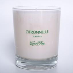 Zitronella Kerze Pflanze