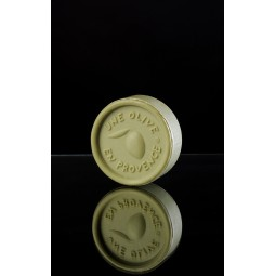 Round green soap 150 g