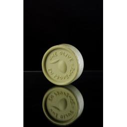 Runde grüner Seife 150 g