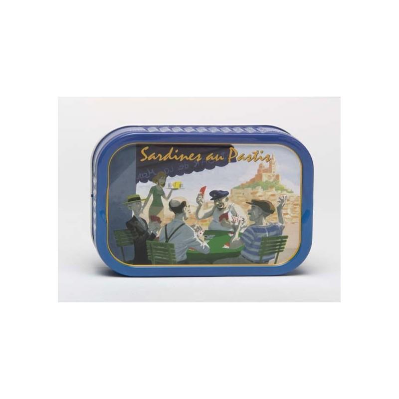 Sardine au pastis