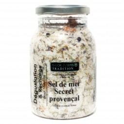 Sea salt provencal secret recharging 580 g