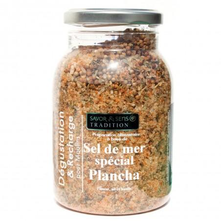 Sea salt special plancha recharging 580 g