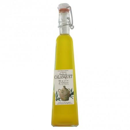 Extra virgin olive oil Assemblage 120 ml triangular shape