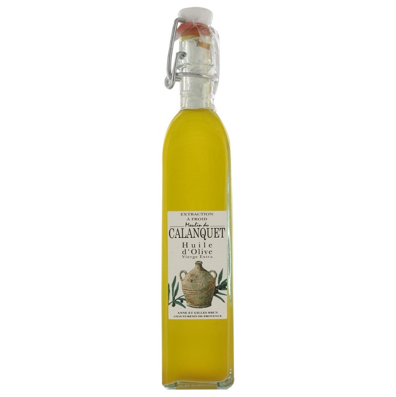 Huile d'olive vierge Extra Assemblage 120ml forme carré