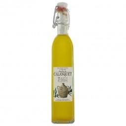 Natives Extra Olivenöl-Mischung quadratische Form Flasche 120 ml