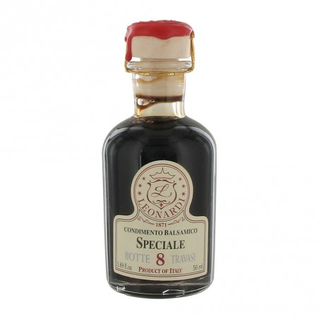 Red balsamic vinegar (Modena) 8 year old - 50 ml