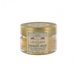 White balsamic vinegar pomegranata pearls 50 g