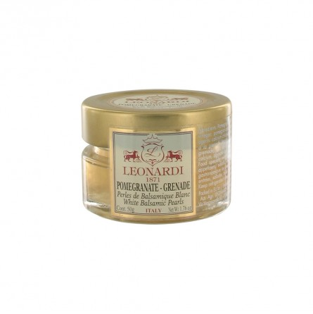 Perle Balsamique Blanc Grenade 50g