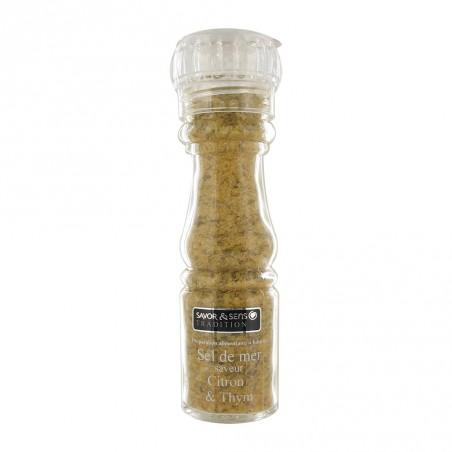 Salzmühle und Zitronenthymian 110 g