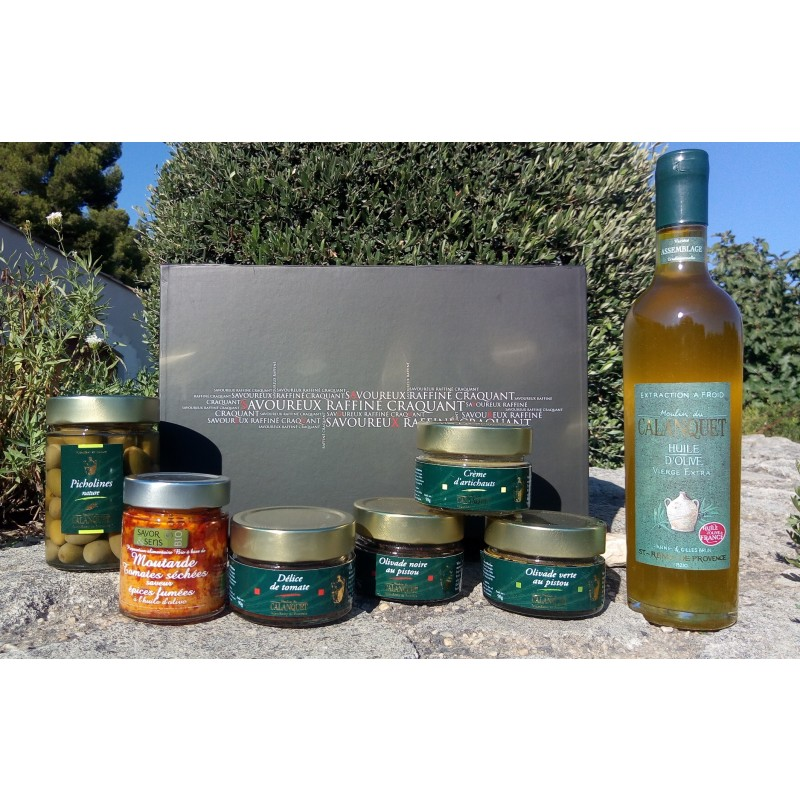 Coffret Saveur de Provence