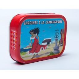 Sardine à la Camarguaise