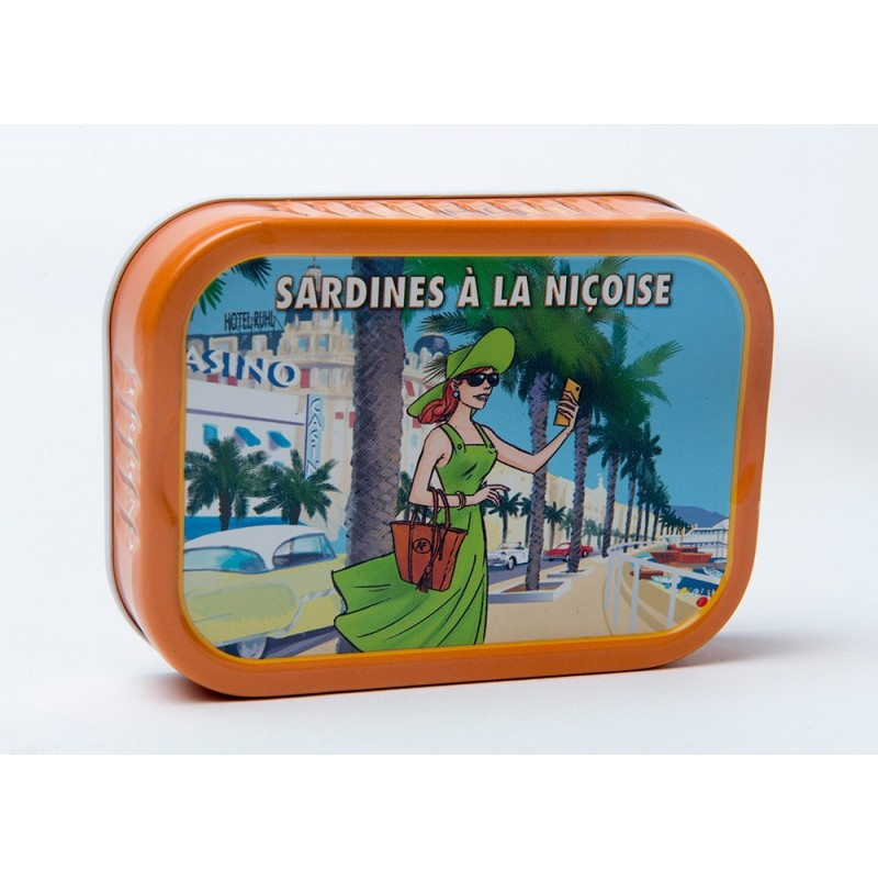Sardine à la Niçoise