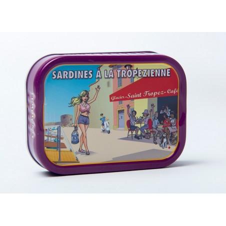 Sardine à la Tropézienne