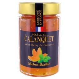 Confiture Melon Basilic 220 g