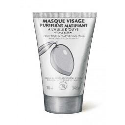 Masque Visage Purifiant Matifiant à l'Huile d'olive