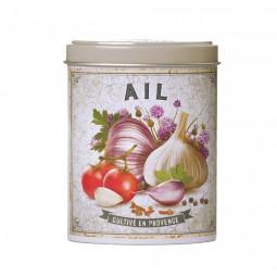 Boite verseuse Ail de Provence