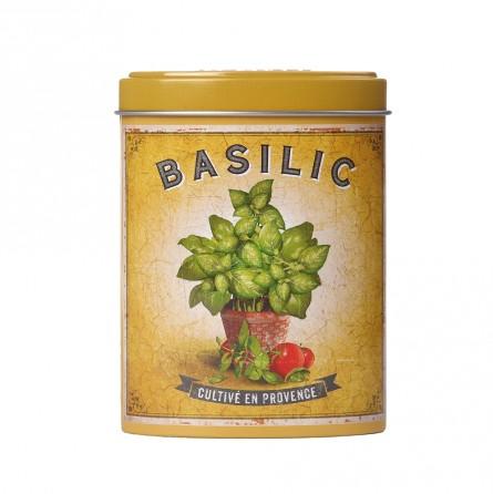 Boite verseuse Basilic