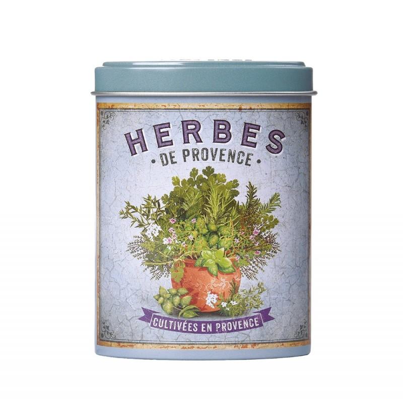 Boite verseuse Herbes de Provence