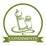 Mustards and condiments